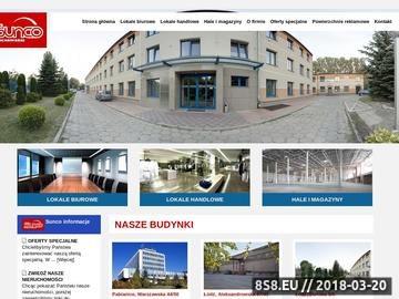 Zrzut strony Wynajem biura Łódź