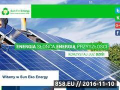 Miniaturka domeny www.sunekoenergy.pl