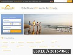 Miniaturka domeny sunseasons24.pl