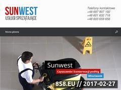 Miniaturka domeny sunwest.pl