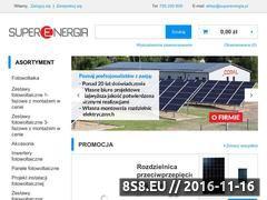 Miniaturka domeny superenergia.pl