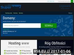 Miniaturka domeny superhost.pl