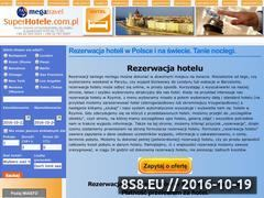 Miniaturka domeny superhotele.com.pl