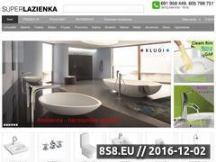 Miniaturka domeny superlazienka.pl