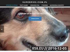 Miniaturka domeny superpies.com.pl
