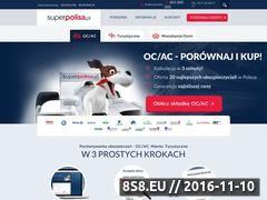 Miniaturka domeny superpolisa.pl