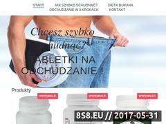 Miniaturka domeny www.suplementacja-diety.pl
