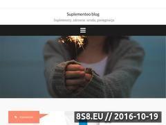 Miniaturka domeny suplementeo.pl