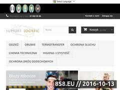 Miniaturka domeny www.supportbhp.pl