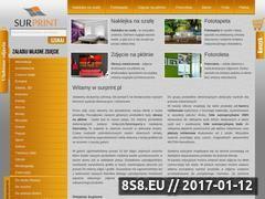 Miniaturka domeny surprint.pl