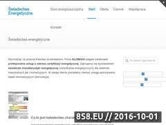 Miniaturka domeny www.swiadectwo.rzeszow.pl