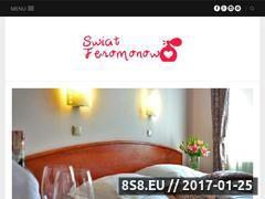 Miniaturka domeny swiatferomonow.pl