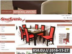 Miniaturka domeny www.swiatkrzesla.pl