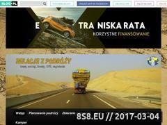 Miniaturka domeny swiatodzaplecza.blog.pl