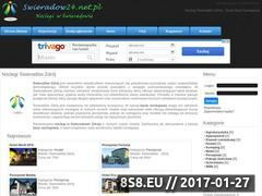 Miniaturka domeny swieradow24.net.pl