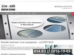 Miniaturka domeny swietliki-stefbud.pl