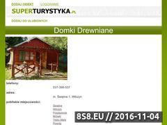 Miniaturka domeny swietne1.superturystyka.pl