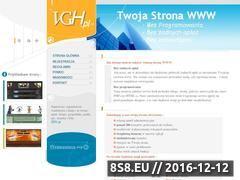 Miniaturka domeny www.swiezakasa.dbv.pl