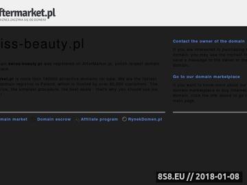 Zrzut strony Depilacja laserowa Rzeszów - Swiss Beauty