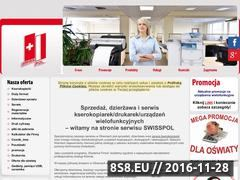 Miniaturka domeny www.swisspol.com.pl