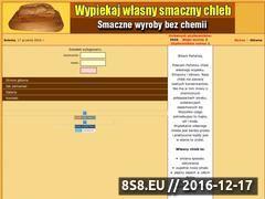 Miniaturka Chleb własnego wypieku (www.swojskie.bezposrednio.pl)
