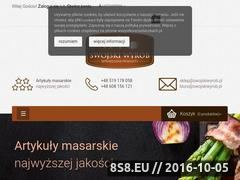 Miniaturka domeny swojskiwyrob.pl