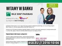 Miniaturka domeny www.sygma-bank-opinie.pl