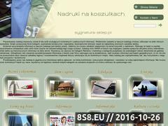 Miniaturka domeny www.sygnatura-sklep.pl