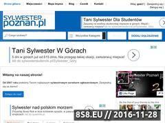 Miniaturka domeny sylwester.poznan.pl