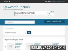 Miniaturka domeny www.sylwester.poznan.pm
