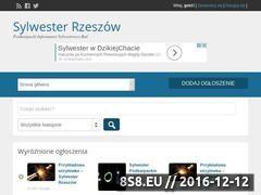 Miniaturka domeny www.sylwesterrzeszow.com