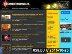 Miniaturka domeny www.sylwestrowe.pl