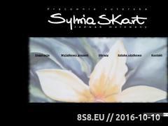 Miniaturka domeny sylwiaskart.pl