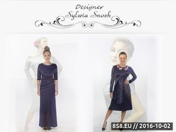 Zrzut strony Sprzedaż odzieży damskiej, sukienki, szycie miarowe