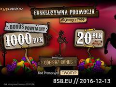 Miniaturka domeny symulatorsizzlinghot.pl