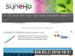 Miniaturka domeny www.syneko.pl