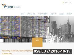 Miniaturka domeny www.syneric.pl