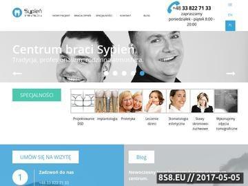 Zrzut strony Sypień - dentysta