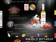 Miniaturka domeny www.syropybarmanskie.pl