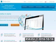 Miniaturka domeny www.syskonf.pl