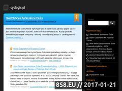 Miniaturka domeny www.syslogic.pl