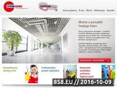 Miniaturka domeny www.system-serwis.eu