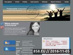 Miniaturka domeny www.systemapolska.pl