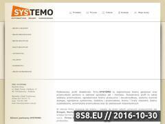 Miniaturka domeny systemo.com.pl
