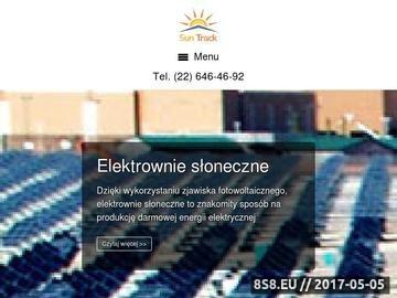 Zrzut strony Vitis IT - Fotowoltaika