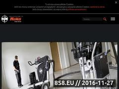 Miniaturka domeny www.systemy-htc.pl