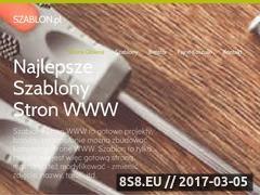 Miniaturka domeny szablon.pl