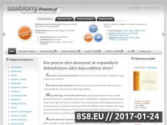 Miniaturka domeny szablony.finansi.pl