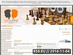 Miniaturka domeny szachy.com.pl