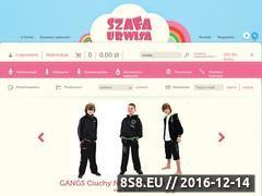 Miniaturka domeny szafaurwisa.pl